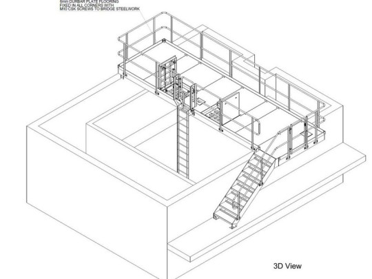 540x405 3 D Cad Drawing Amp Design Services