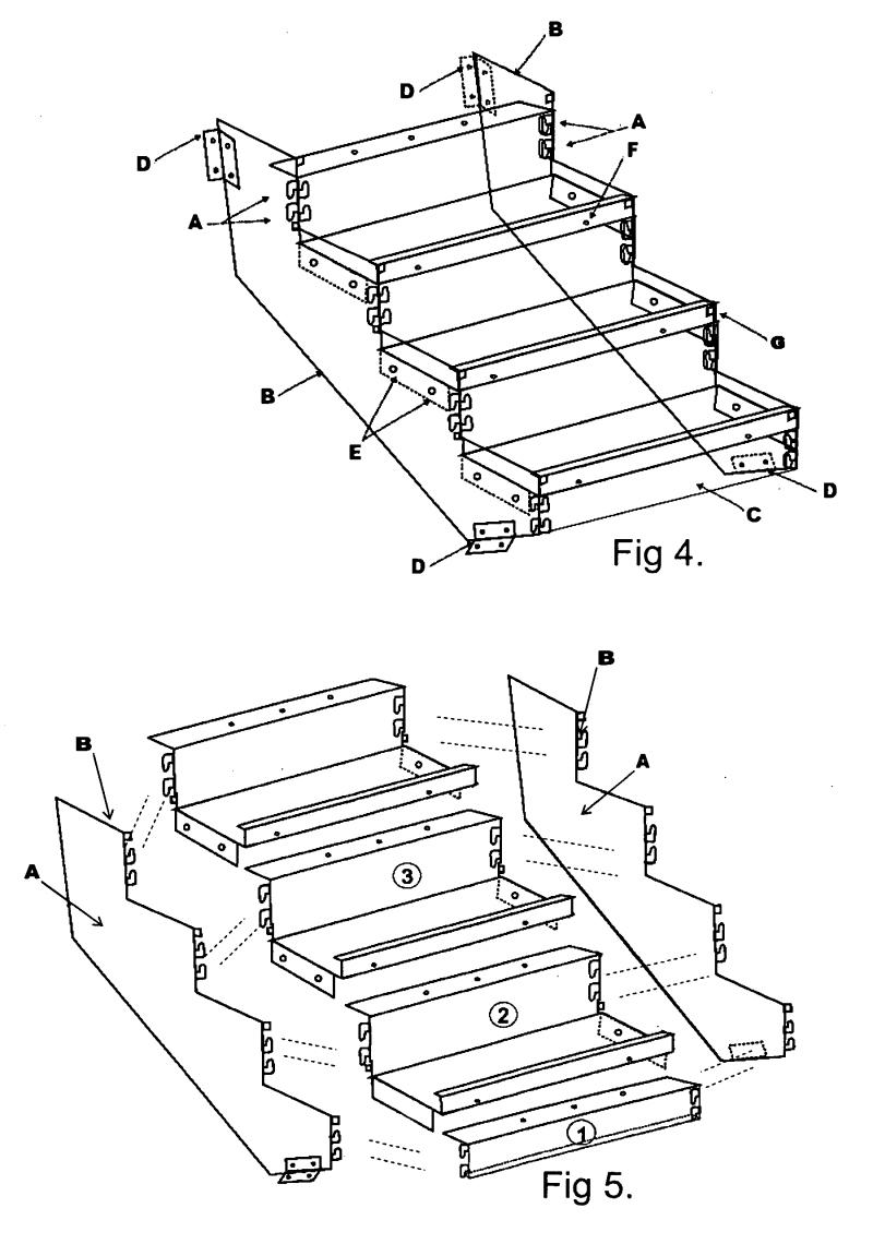 800x1140 Metal Stair Parts