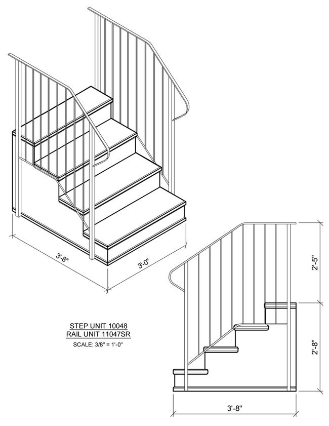 650x841 Precast Concrete Steps Concrete Steps Precast Concrete Stair