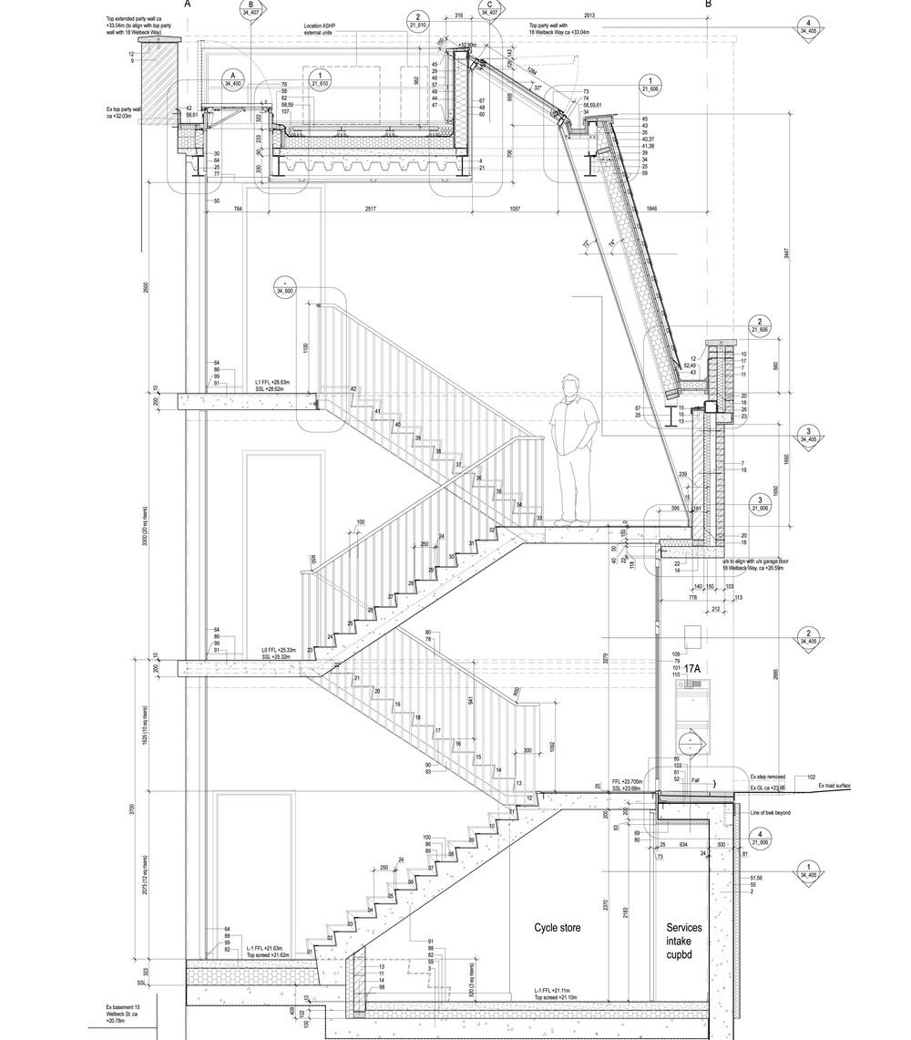 1000x1141 Queen Anne Street Will Hulbert Architect Riba