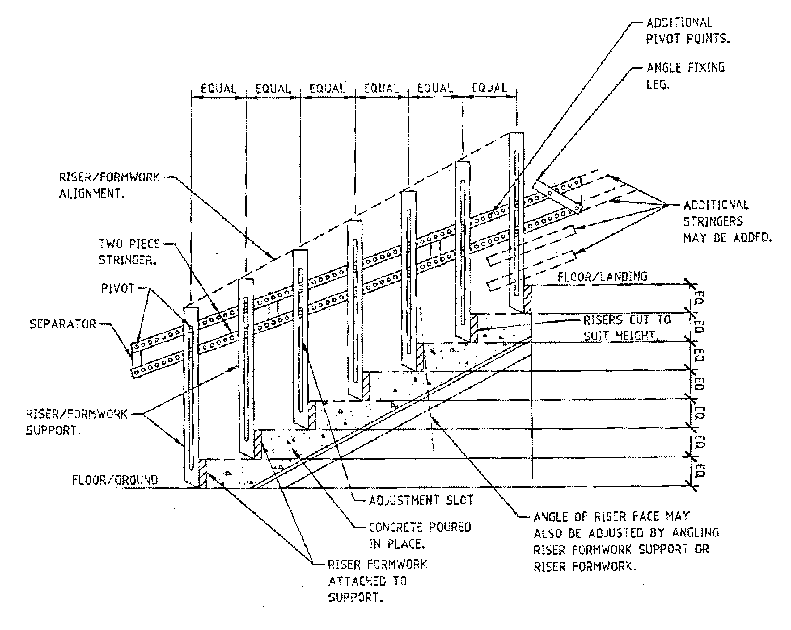 how to join handrail sections