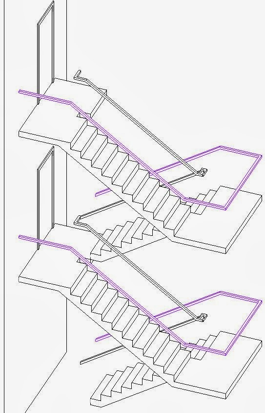 543x844 Revitcat Revit Multistorey Railings