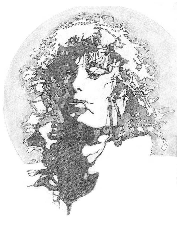 706x900 Led Zeppelin Drawings Fine Art America