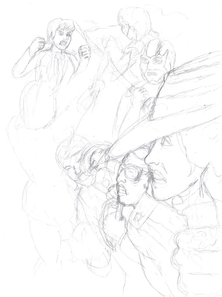 774x1031 Wip)marvelcrossovstealing The Stairway To Heaven By