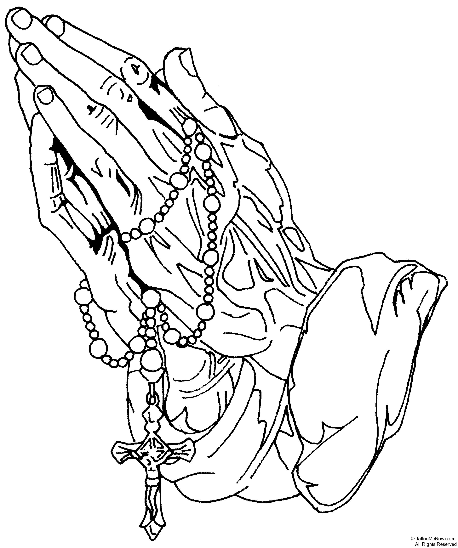 2370x2837 Drawings Of Praying Hands