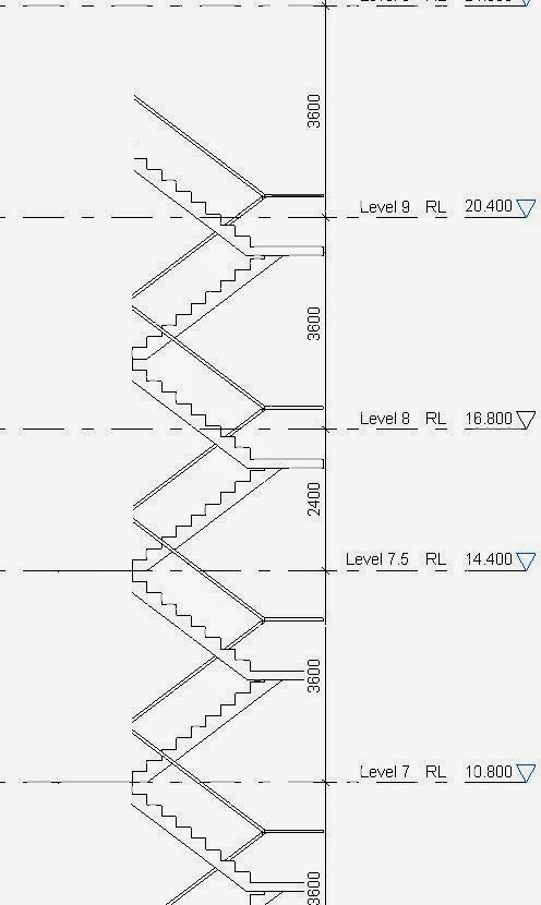 496x830 Revitcat Revit Multistorey Stairs