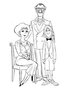 236x307 Stan Lee By Jiwenk Caricatures 2 Stan Lee
