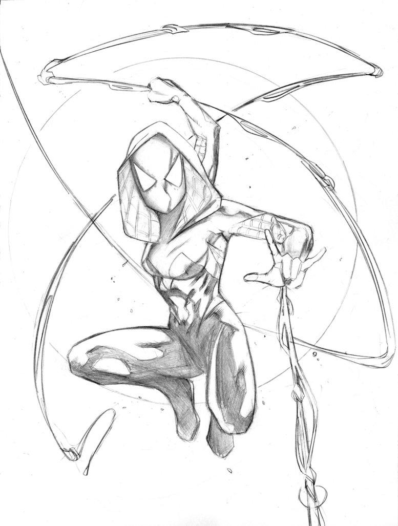 777x1027 Gwen Spider Spider Gwen By Csyeung Marvel Spider