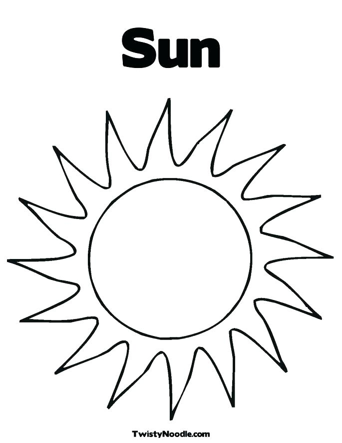 685x886 Good Sun And Moon Coloring Pages Fee Drawing G Page Stars Sheets