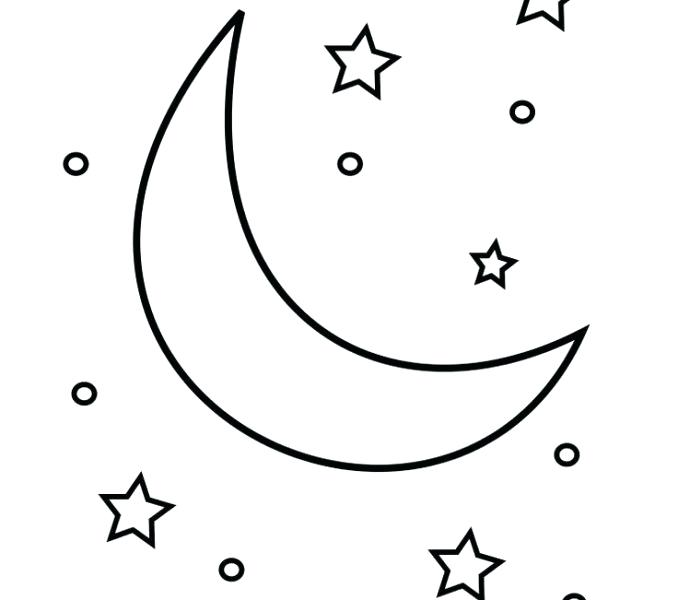678x600 Coloring Pages Of Stars