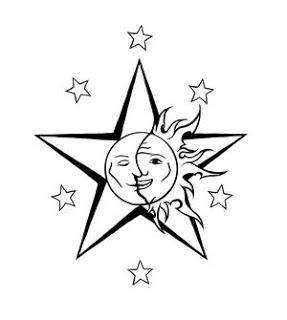 287x320 On Tattoo Nice Star Tattoos With Image Tattoo Designs Especially