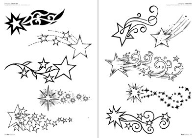 400x283 Tattoo Design Tattoos Stars