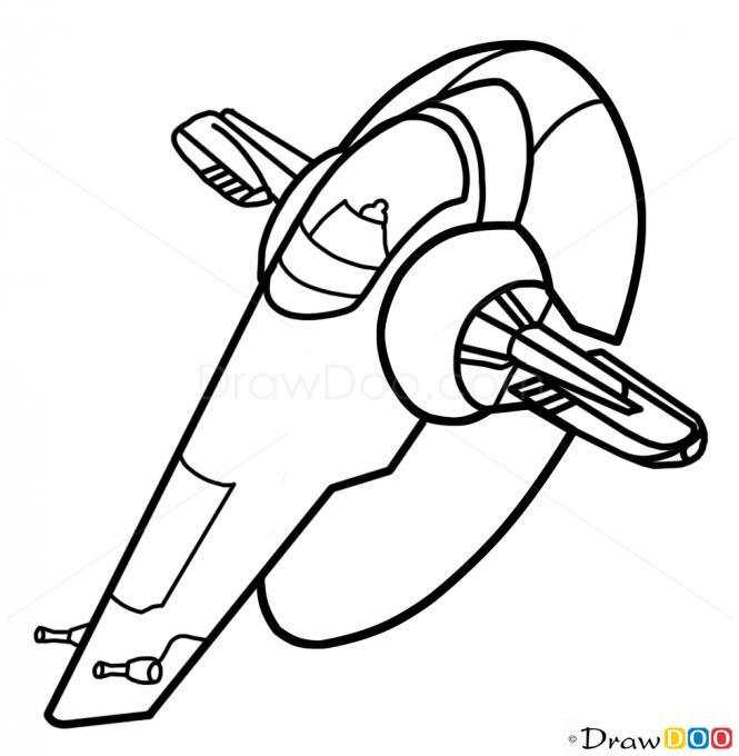 665x680 Star Wars Ships Drawings Star Wars Ships Drawings Easy