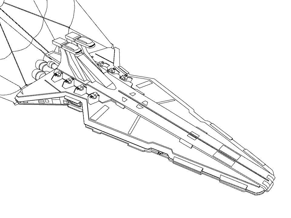 960x720 Battletech Venator By Masterofcaps