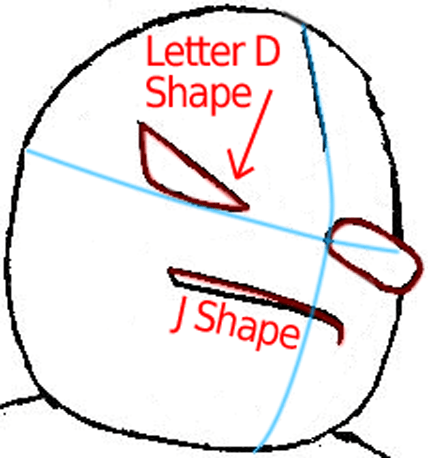 428x458 How To Draw Wolf O'Donnell From The Star Wolf Team With Easy Step