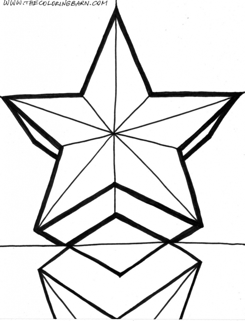 Star Drawing Pictures