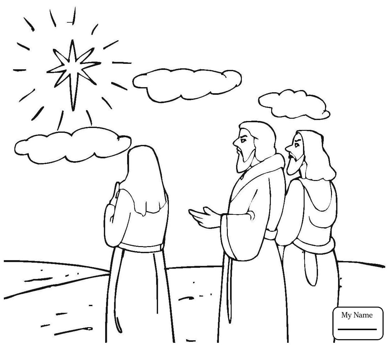 Star Of Bethlehem Drawing at GetDrawings | Free download