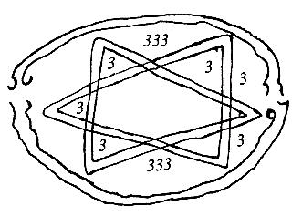 331x237 The Judeochristian Tradition The Number The Hexagram (Star