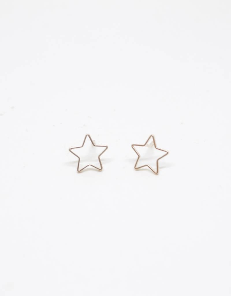 800x1024 Standout Boutique Outline Stud Earrings