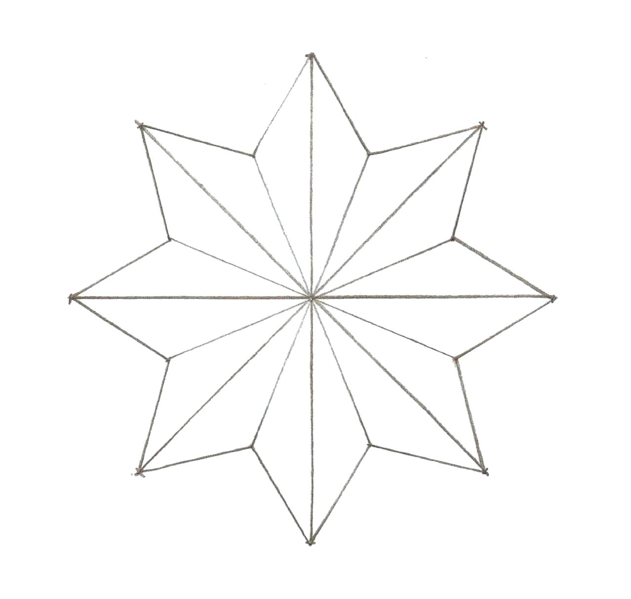 image about Star Pattern Printable titled Star Behavior Drawing at  Cost-free for unique