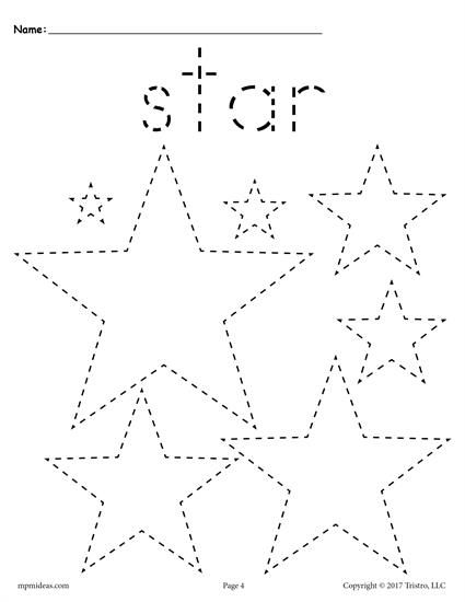 425x550 12 Free Shapes Tracing Worksheets! Tracing Shapes, Shapes