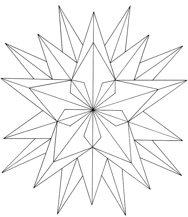 650x750 Here Are Star Coloring Pages Images Star Shape Coloring Page Star