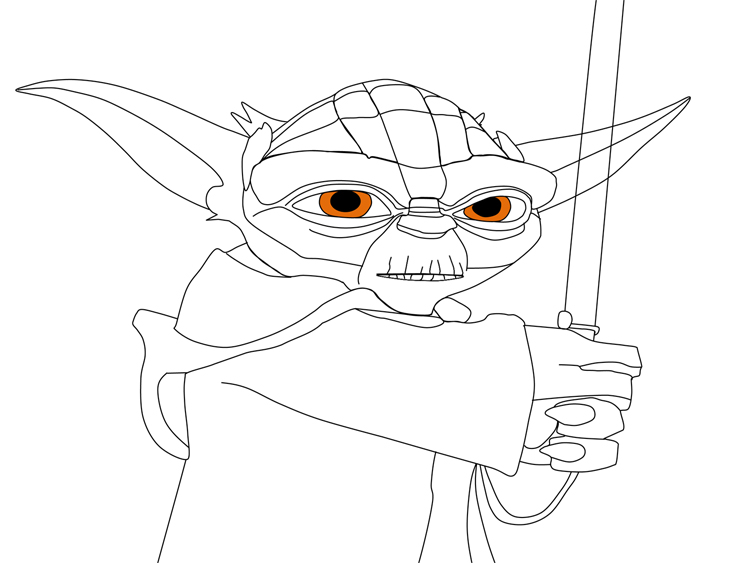750x563 Star Wars' Characters By Middle School Students Lampc English