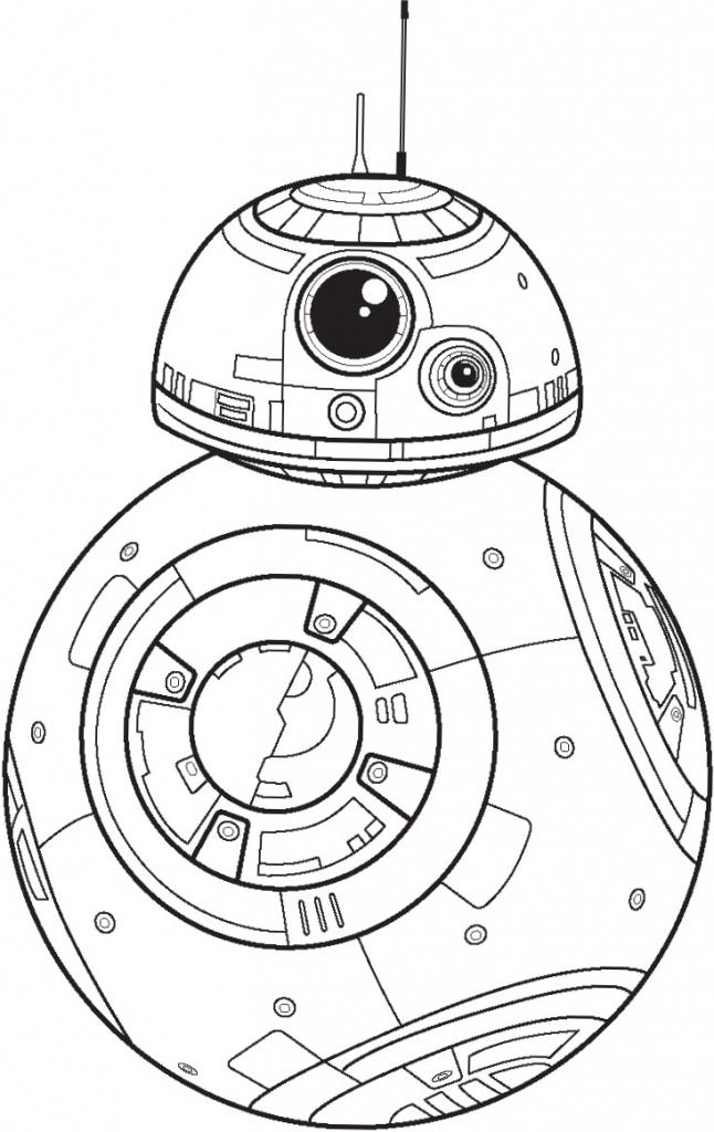 646x1024 Star Wars Characters Drawings