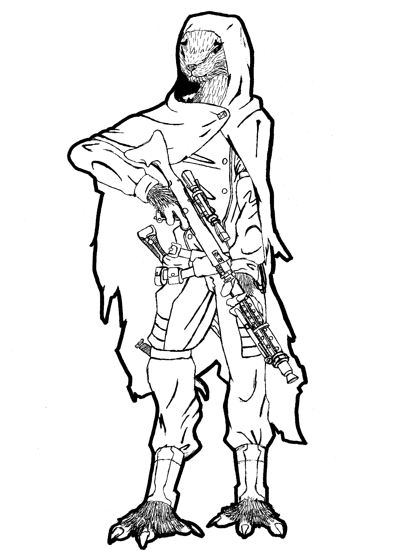 1700x2338 Star Wars Edge Of The Empire Character