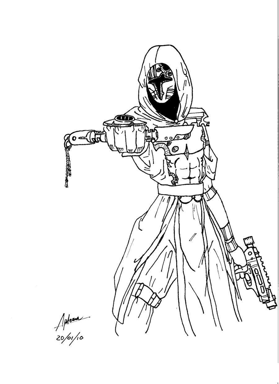 900x1238 Star Wars Fan Character By Twistiez