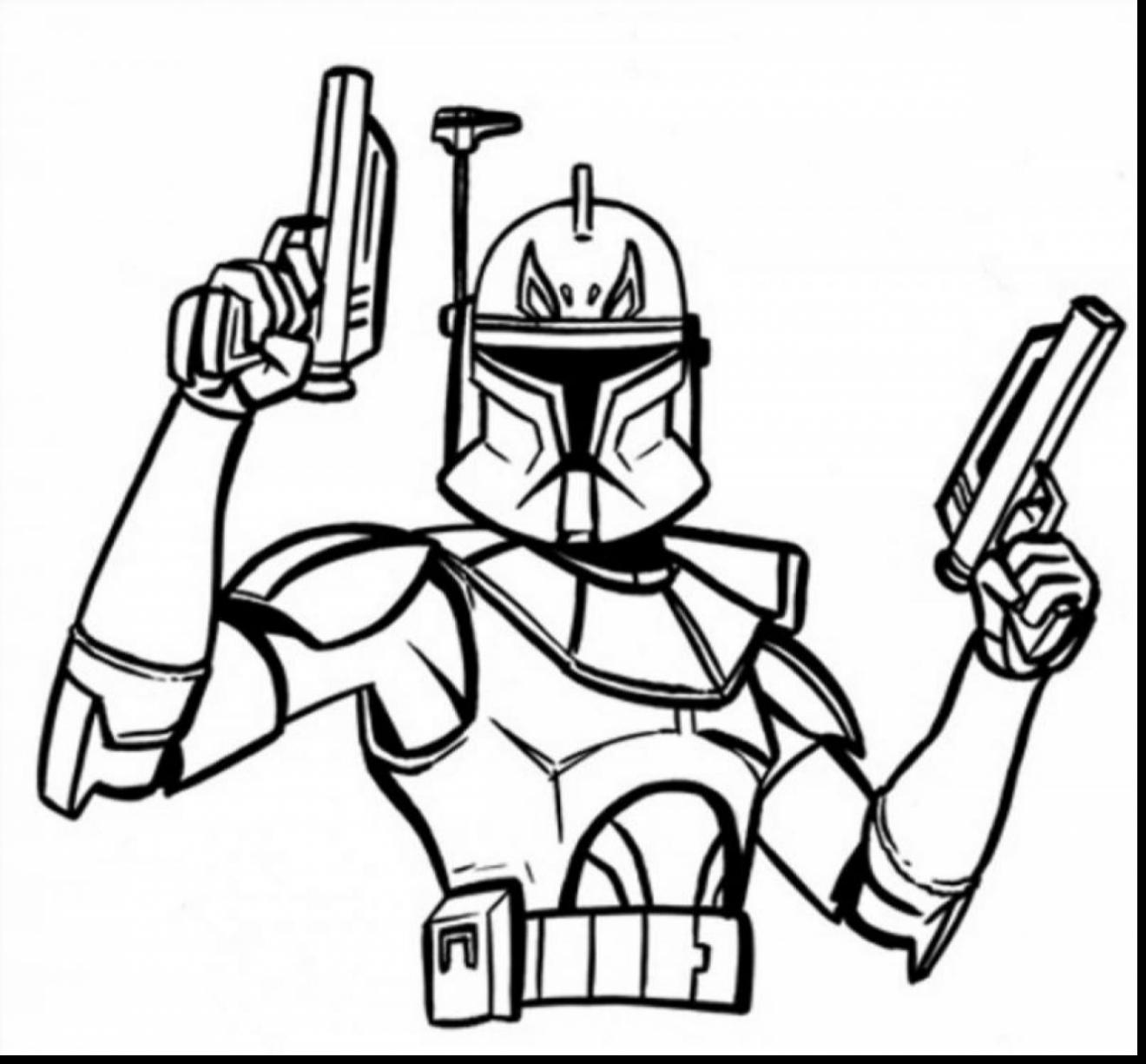 Star Wars Character Drawing at GetDrawings.com | Free for personal ...