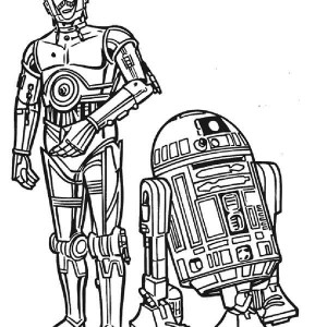 300x300 The Star Wars Characters Lego Coloring Page Batch Coloring