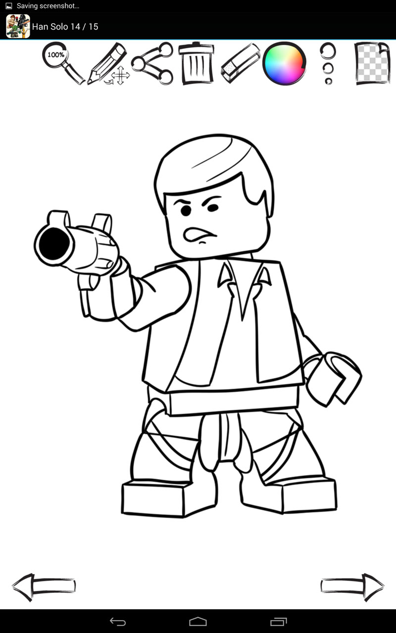 800x1280 How To Draw Lego Star Wars Movie Characters Appstore