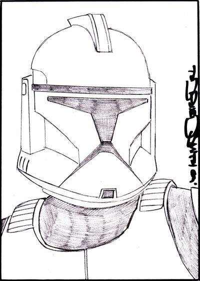 400x560 Clone Trooper Wip Pt 2 By Norvandell