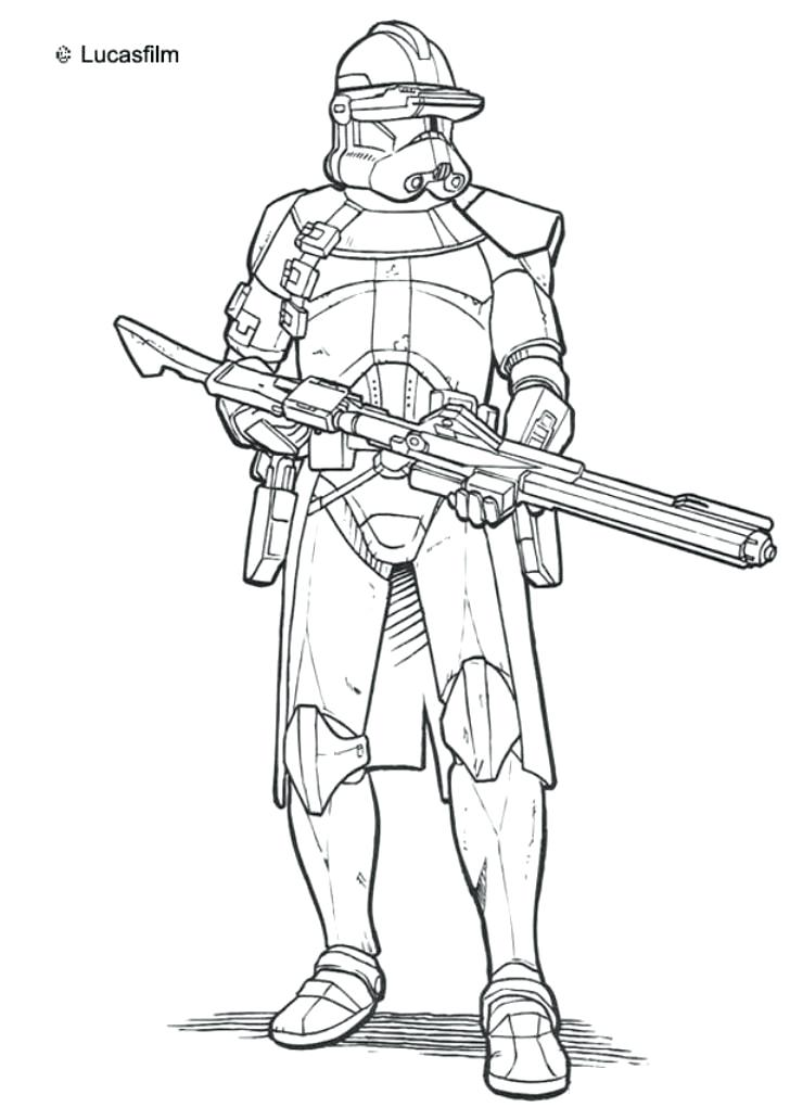 728x1020 Star Wars Clone Arc Trooper Coloring Pages Coloring Page For Kids