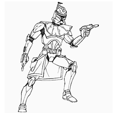 Star Wars Clone Trooper Drawing at GetDrawings.com   Free for ...