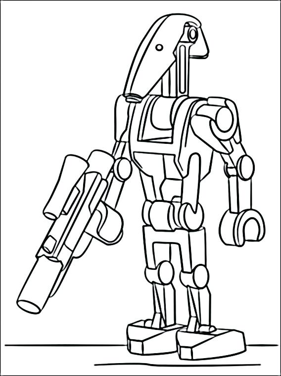568x758 Star Wars Clone Coloring Pages Per Star Wars 6 Star Wars Clone