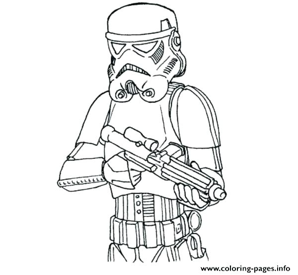600x554 Star Wars Clone Wars Arc Trooper Coloring Pages Coloring Collection