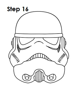 300x388 How To Draw A Stormtrooper