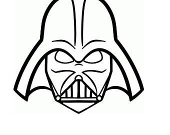 340x270 Darth Vader Decal Etsy