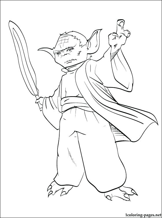 560x750 Awesome Yoda Coloring Pages Crayola Photo Star Wars Printable Page