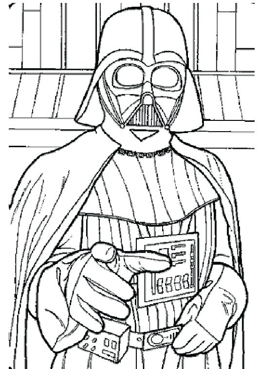 532x757 Darth Vader Pictures To Color Star Wars Coloring Pages 2 Darth