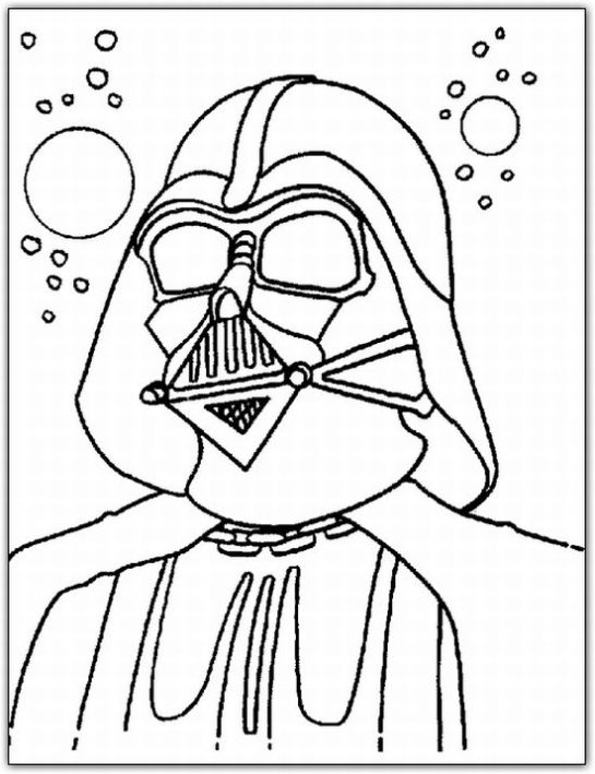 545x709 Star Wars Christmas Coloring Pages Wonderful Design Ideas