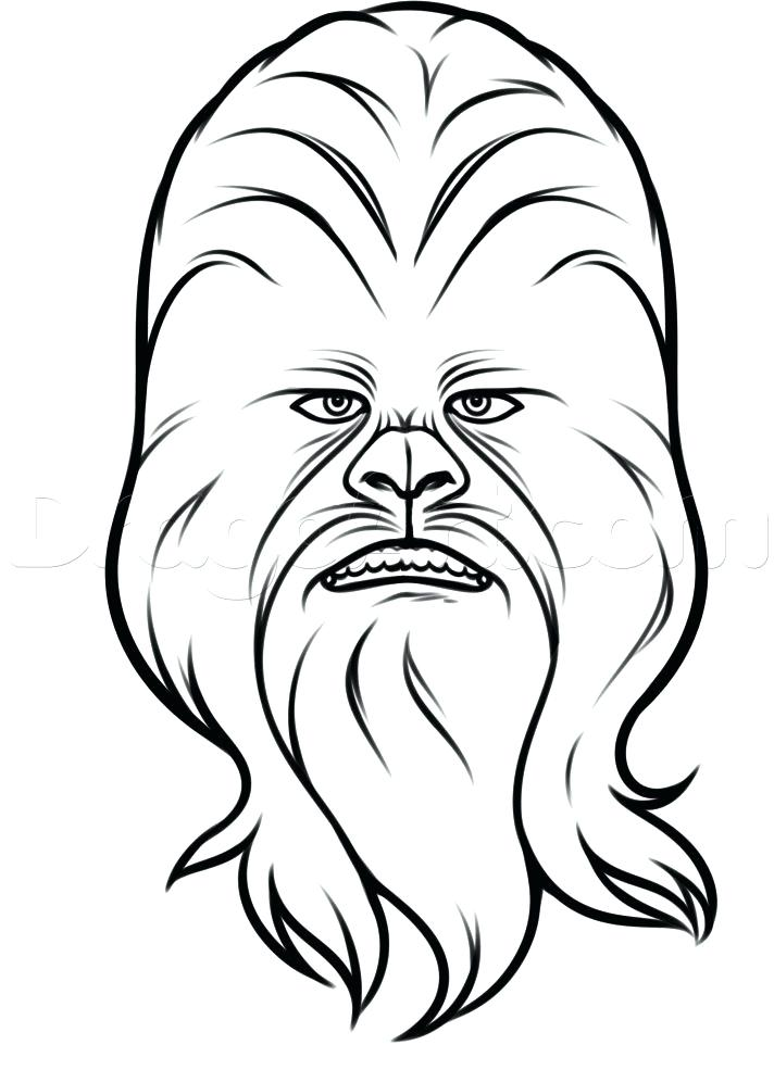 The Best Free Chewbacca Drawing Images From 74