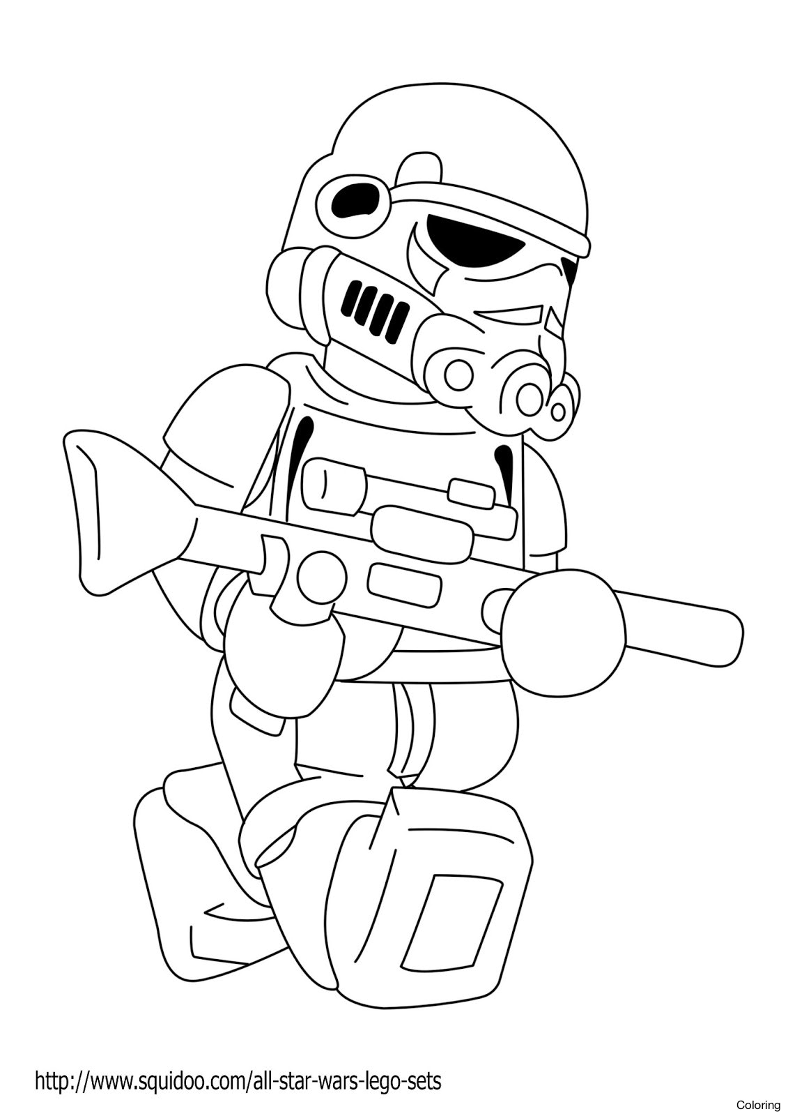 1131x1600 1469297206lego Star Wars Boba Fett Lego Coloring Pages 7f Free