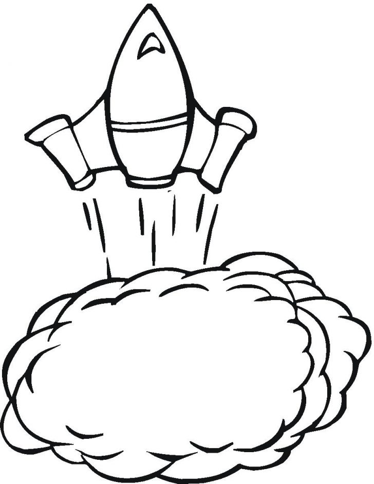 728x942 Adult Space Ship Coloring Page. Space Rocket Ship Coloring Page
