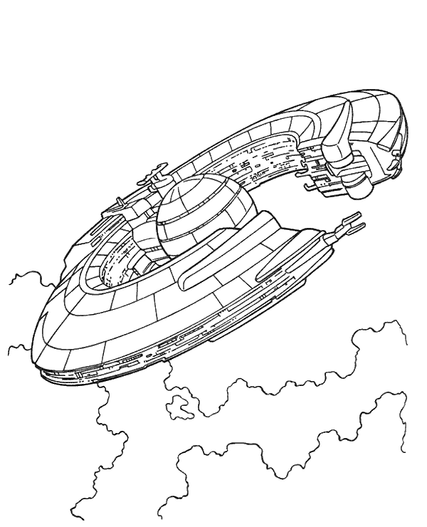 600x740 Star Wars Spaceship Coloring Sheet To Print Or Download For Free