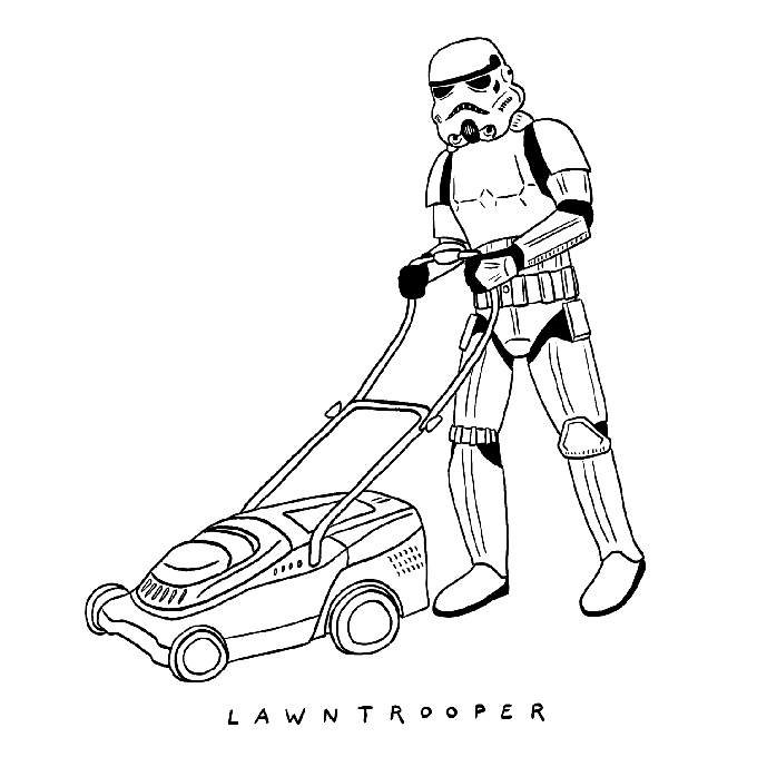 680x680 Star Wars Fans You'Ll Love These Hilarious Stormtrooper Puns