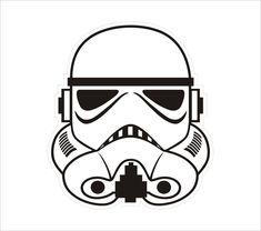 235x208 Stormtrooper Helmet Stencil Outline Pictures Body Art
