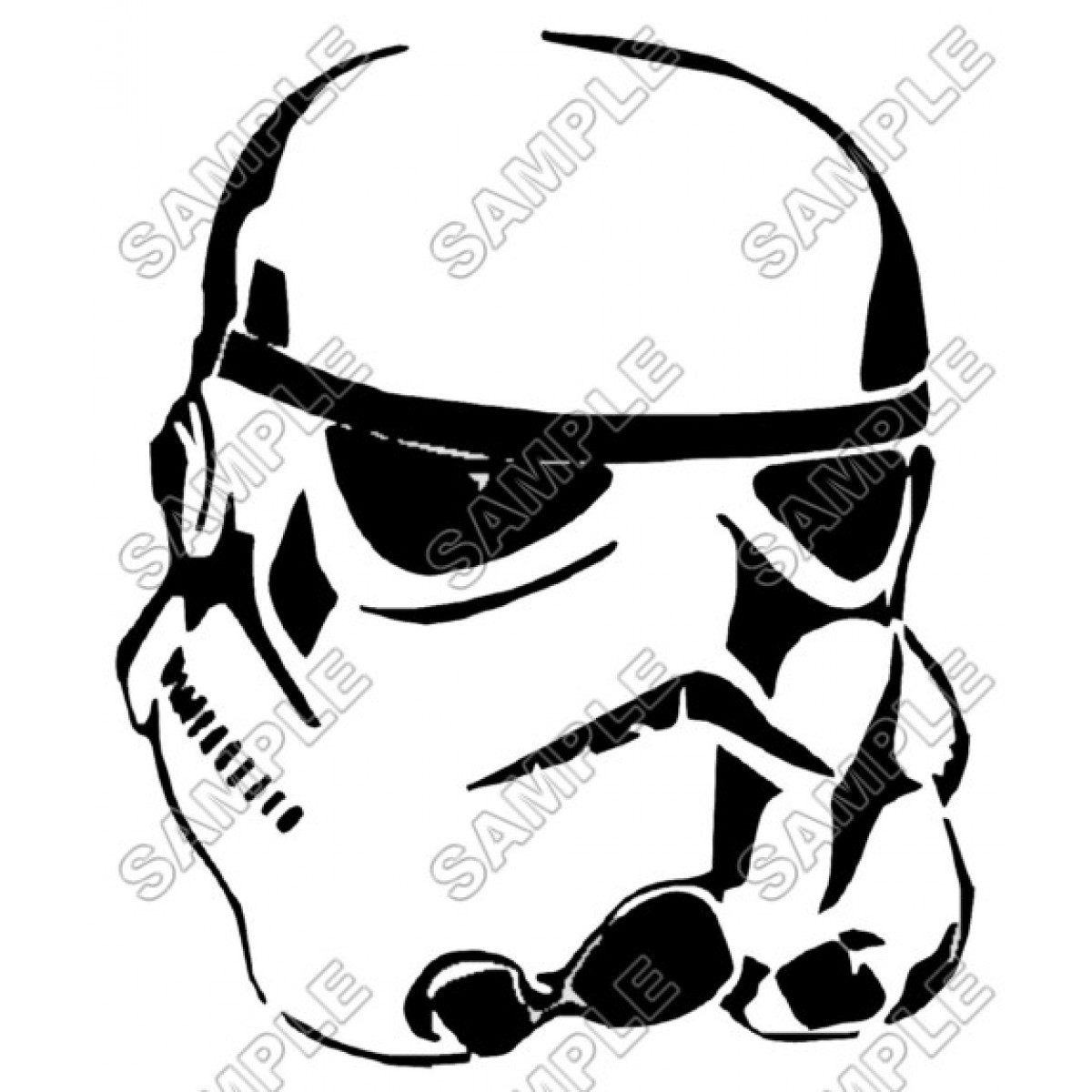 1200x1200 Personalized Iron On Transfers! Star Wars Stormtrooper T Shirt